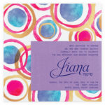 Jiana - bat-mitzvah-invitation
